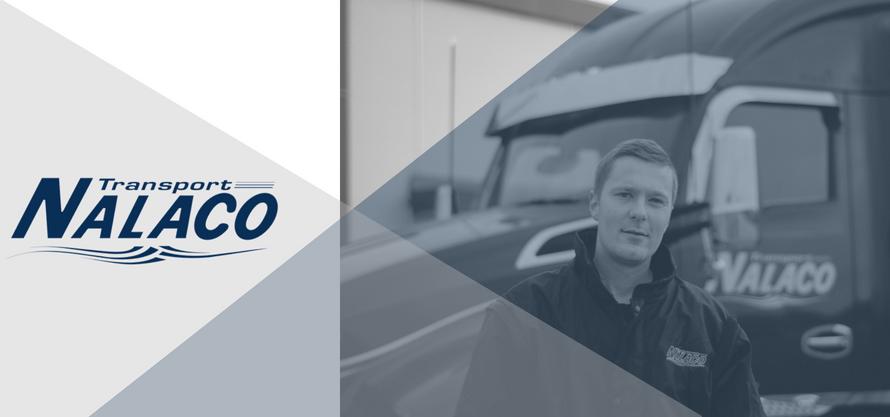 Transport Nalaco lance sa nouvelle offre salariale pour ses actuels et futurs chauffeurs de camion!