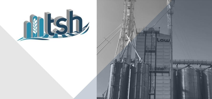 La construction du séchoir chez Transbordement St-Hyacinthe (TSH) est maintenant complétée!